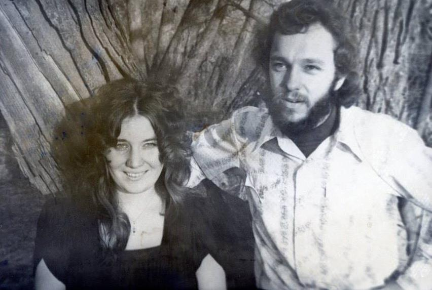 Beth and Jim Wulff in the 70s